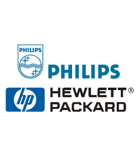 Philips, HP