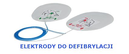 Elektrody do defibrylacji