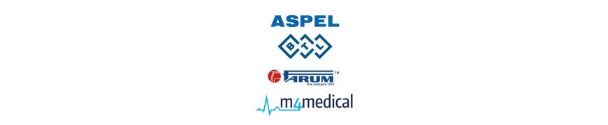 aparaty ekg, elektrokardiografy, holtery, aspel, btl, farum, ascard